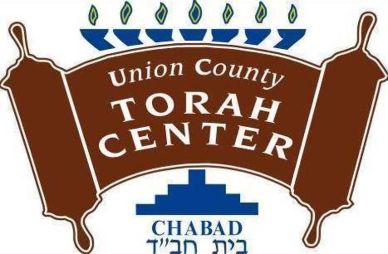 union county torah center - chabad logo