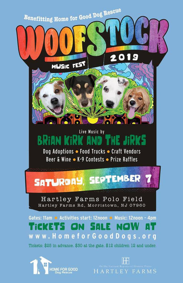 WoofStock Music Festival 2019 Comes to Morristown | TAPinto