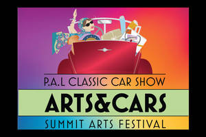 Magical Mash-Up 'Arts+Cars' Returns to Streets of Downtown Summit Sept. 19