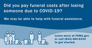 COVID Funeral Assistance Program Now Open