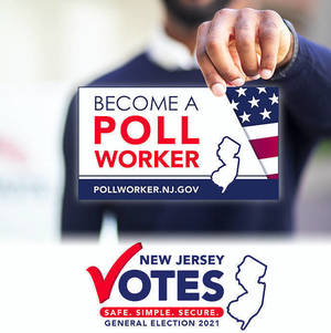 New Jersey Poll Workers Needed; More than 13,500 Have Signed Up Already, More Needed