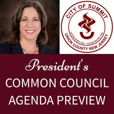 City of Summit Agenda Preview