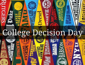 Send TAPinto Your College Decision Day Photos!
