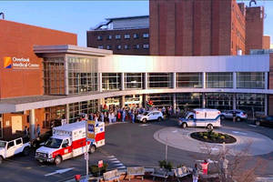 Overlook Medical Center Discharges Its 2,000th COVID Inpatient