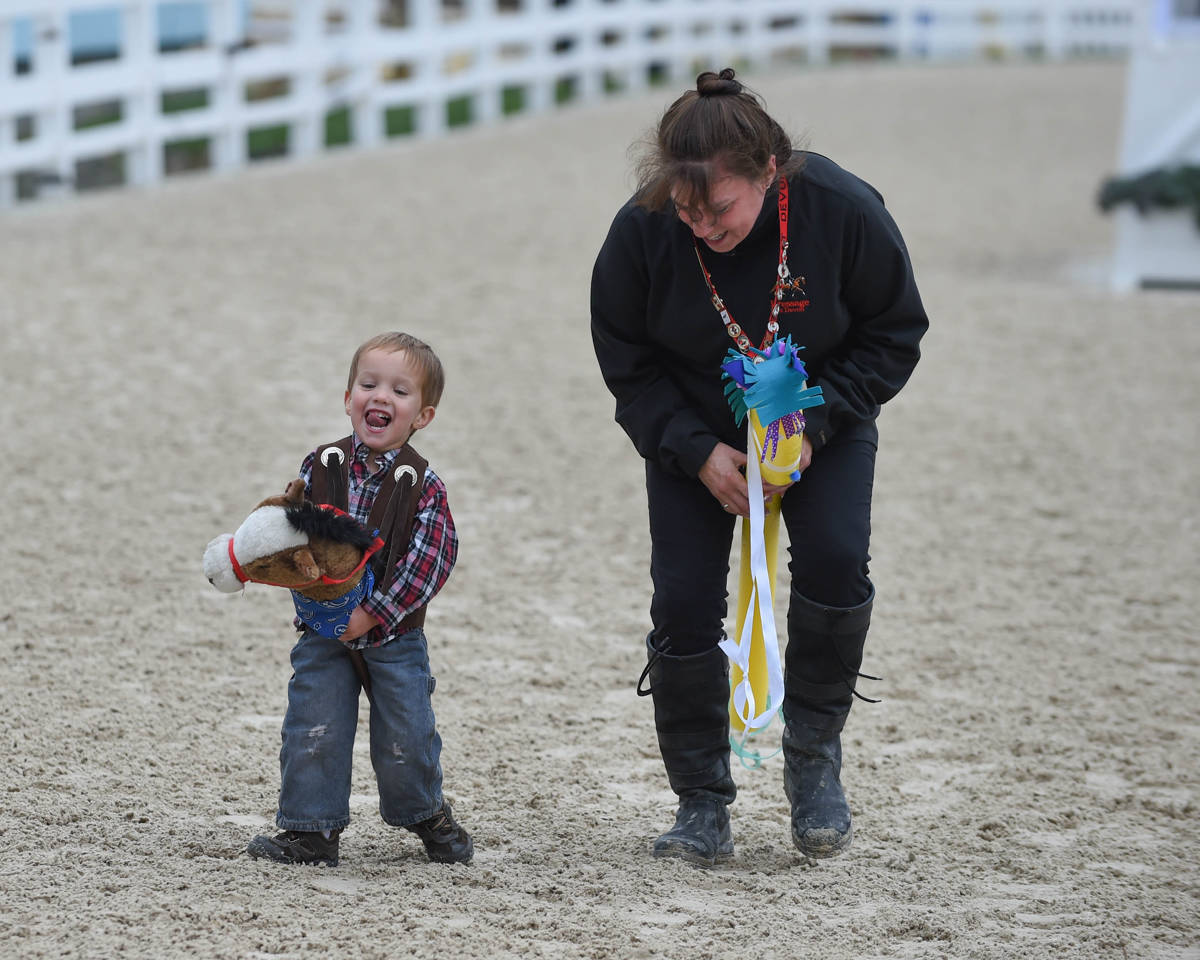 Dressage Explorers: Sunday is For Kids at Dressage at Devon