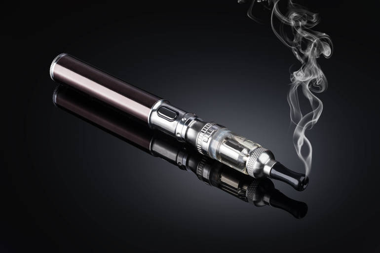 President Trump Ignores Some Issues, But Not E-Cigarette Use