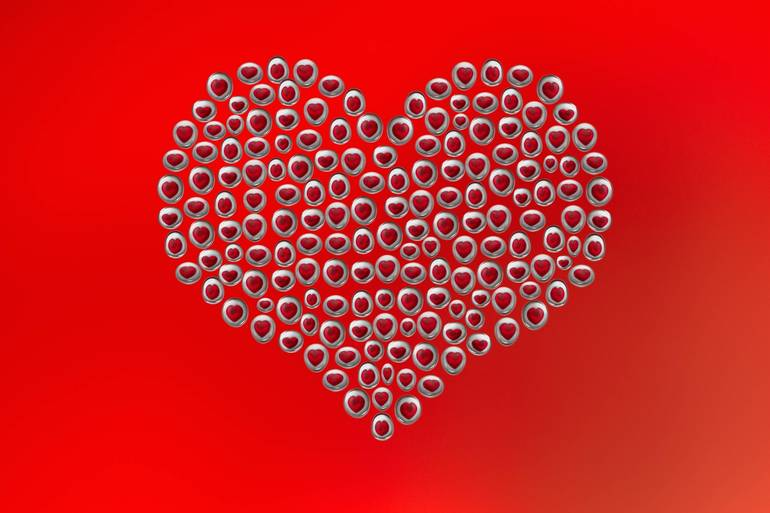 There's Lots of Love at the Hasbrouck Heights Library in February
