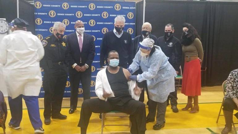 Essex County Officials Partner with Community Religious Leaders to Roll Out Vaccines in Minority Communities