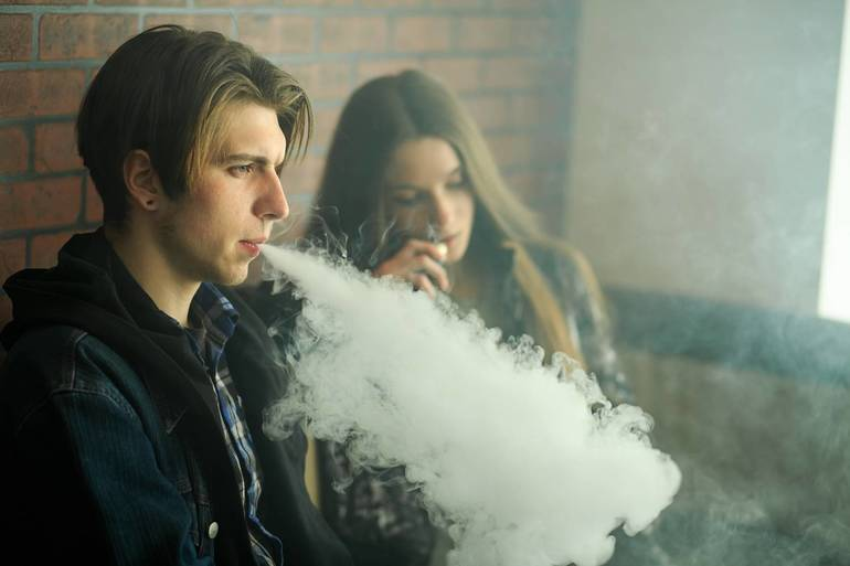 NJ Vaping: Westfield Proposes Law to Keep Youths Away From Products
