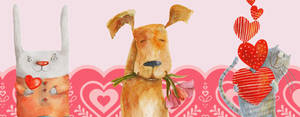 "Say ""I Love You"" With Free Valentine's Day Cards From St. Hubert's in Madison"