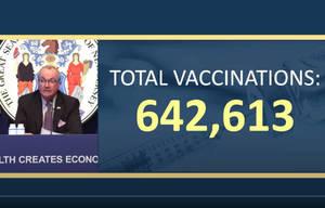 Despite Distribution Issues, NJ Has Provided Over 625,000 COVID Vaccine Doses