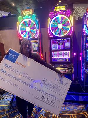 Hazlet Woman Cashes in on $1.64M Wheel of Fortune Jackpot! One of biggest winners in last decade.