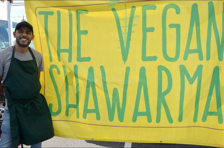 Vegan Shawarma sign.png