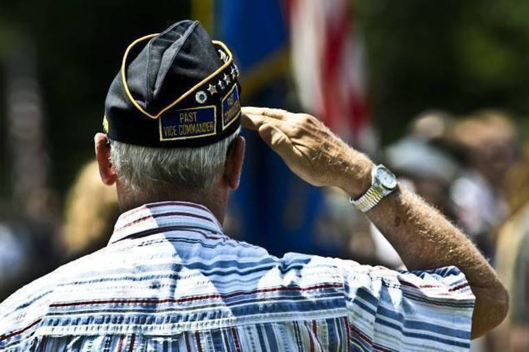 City of Parkland Veterans Day Ceremony on Monday