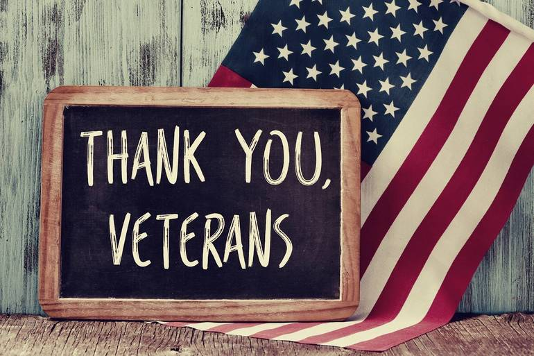 Plainfield: Honoring those who Have Served in the U.S. Armed Forces this Veterans Day
