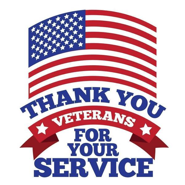 We're Not Alone in Thanking Veterans:  Discounts and Freebies for Military and Vets