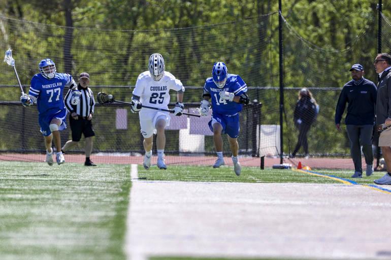 Berger, Manitta, Decker Score in Fourth Quarter for Chatham Boys Lacrosse in Home Win vs. Montclair