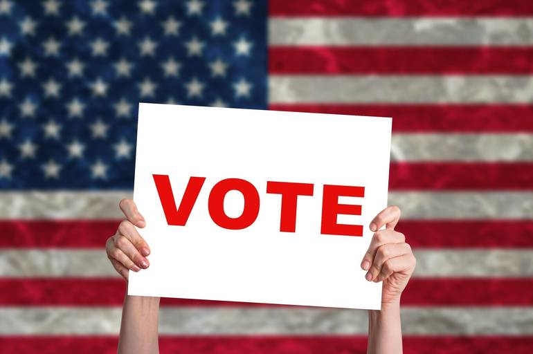Are you a voter?  National Voter Registration Day is September 22