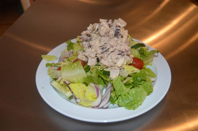 Waldorf Salad at The Fanwood Grille