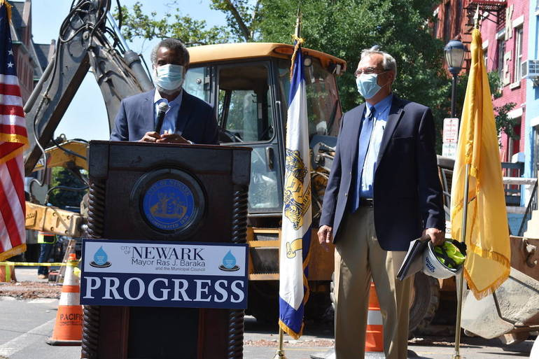 Newark Reports Safe Lead Levels Pending Confirmation from NJDEP