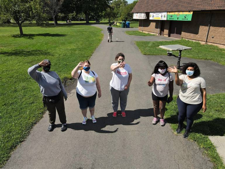 Register Now for the Community Access Unlimited Walkathon, June 21-26