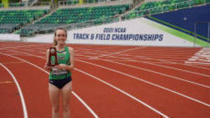 Spotswood's Katie Wasserman Breaks Notre Dame 5,000 Meters Record At NCAA Division One Championships