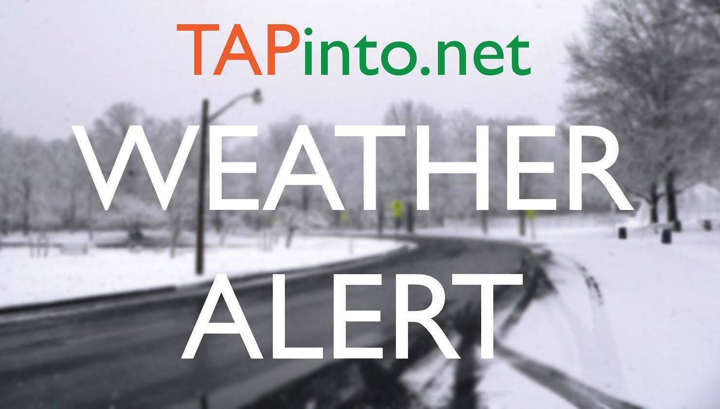 Weather Alert: Rain in Forecast for Jersey Shore, but Temperatures Turning Frigid by Tomorrow Night