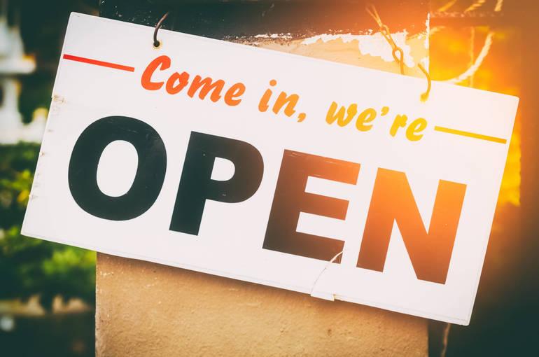 2 Morristown Restaurants Reopen
