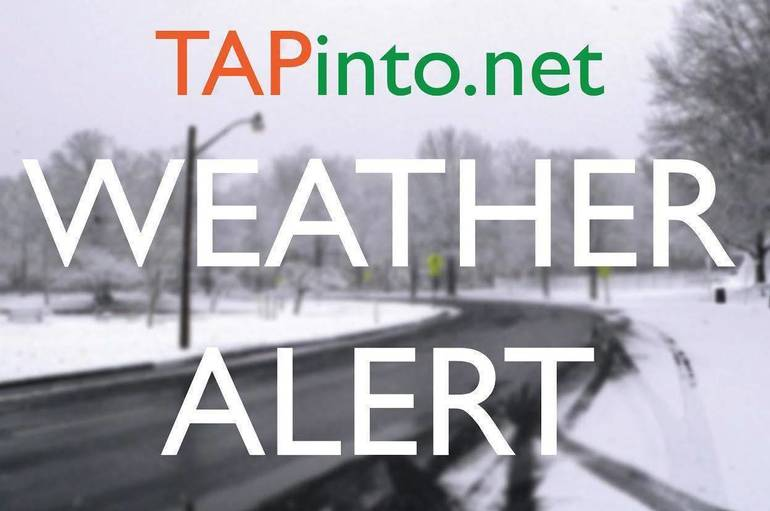Weather Update for Millburn Township, Snow Likely at 12:15 P.M.