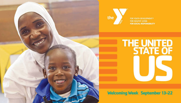 YMCA of Montclair Joins Welcoming America and The United Tastes of America in Celebrating New Americans During Welcoming Week