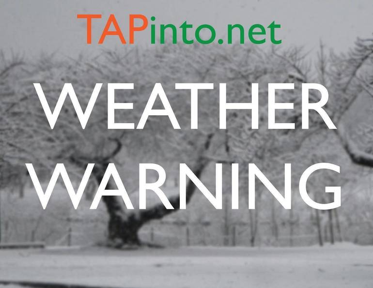 Winter Storm Warning Issued for Morristown until Sunday