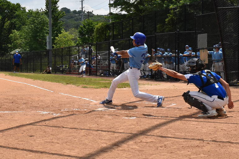 Scotch Plains Fanwood vs. Westfield on Wednesday, July 15, 2020.