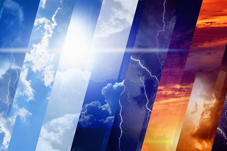 National Weather Service Issues Hazardous Weather Outlook for Region: Heat, Heavy Rain, Damaging Winds