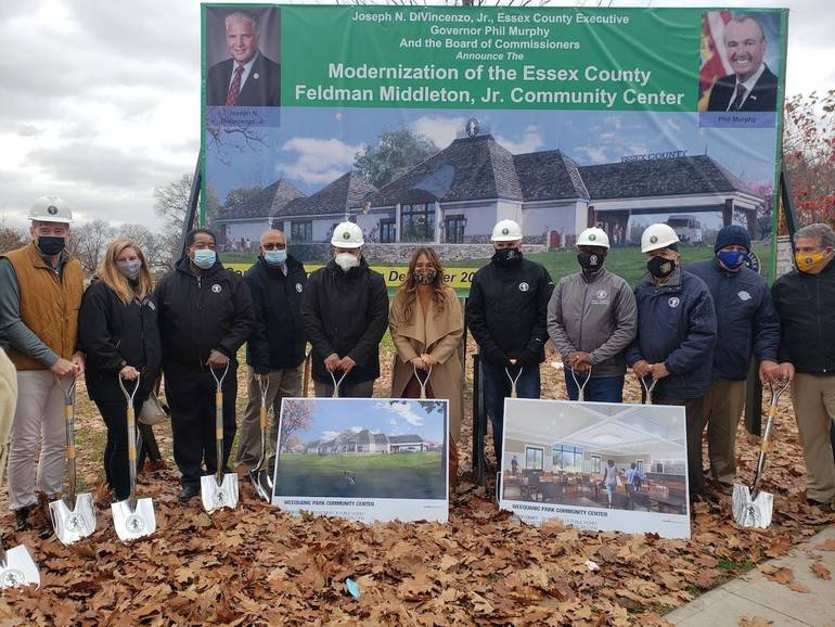 Essex County Weequahic Park Will Get a New Community Center in 2021