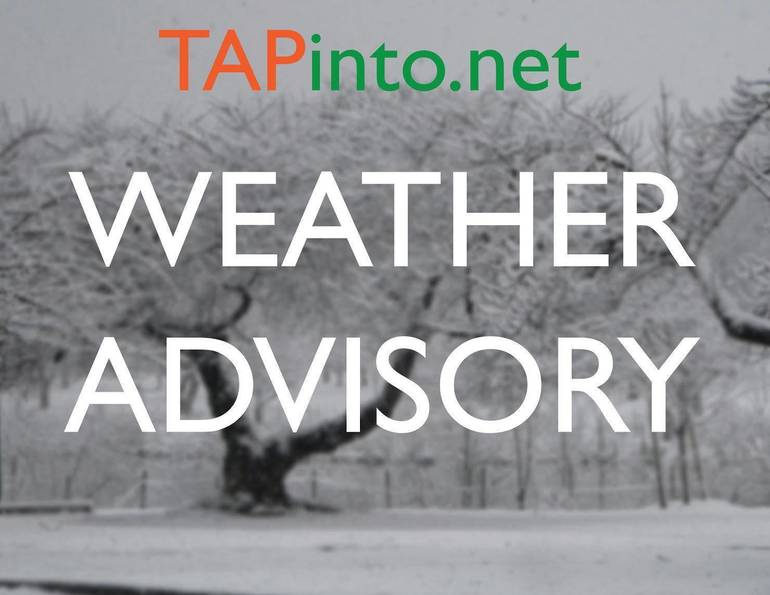 Morris County Issues Winter Weather Advisory to Chatham Residents About 'Hazardous Weather'; Possible 'Icy Conditions'