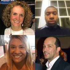 Amy Hall-Oliver, Michael Moore, Bradley Jacobs, and Danielle Robinson recently joined the West Essex YMCA Board of Managers.