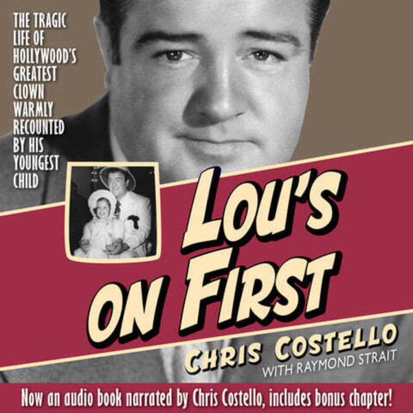 Daughter of New Jersey comic icon Lou Costello releases her book Lou's On First in audio format