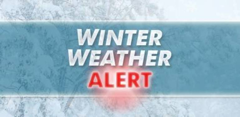 Green Brook Police announce Road Closures Due to Snowy Weather Saturday