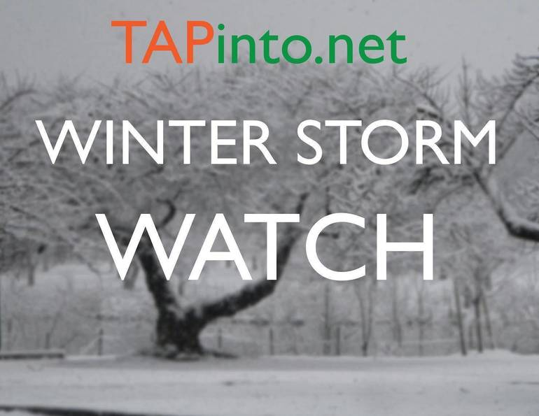 Winter Storm Watch Issued for Linden until Sunday