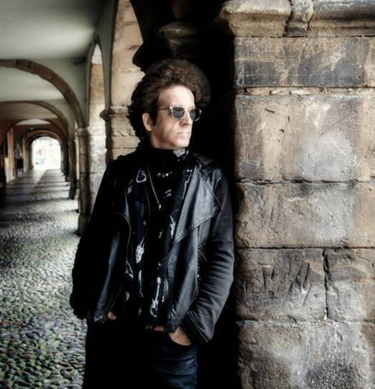 Rocker Willie Nile to Perform at the JCC in Scotch Plains on Nov. 2.