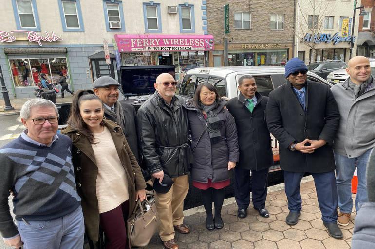 Newark Unveils Ironbound Wi-Fi