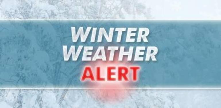 Weather Advisory December 17