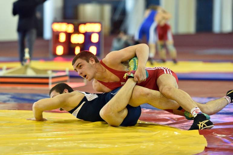Barnegat Wrestlers Fall to Haddonfield 52-23 in State Tournament on Monday