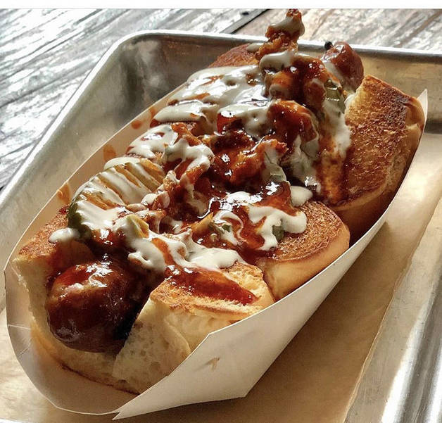 New Jersey Date Night: You're the Wurst