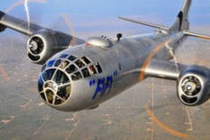 Tour Historic WWII Aircraft at Trenton-Mercer County Airport this Weekend