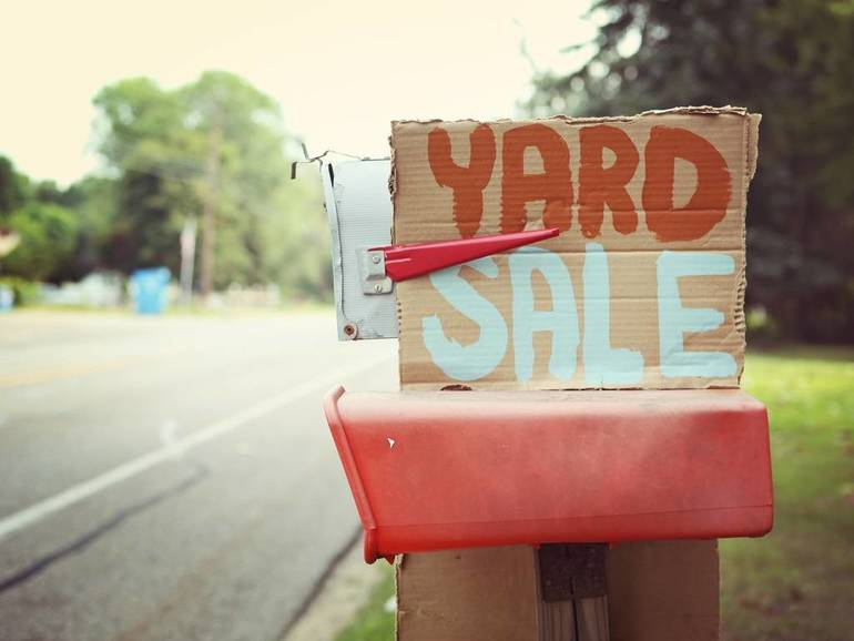 Yard Sales Allowed To Resume In Spotswood