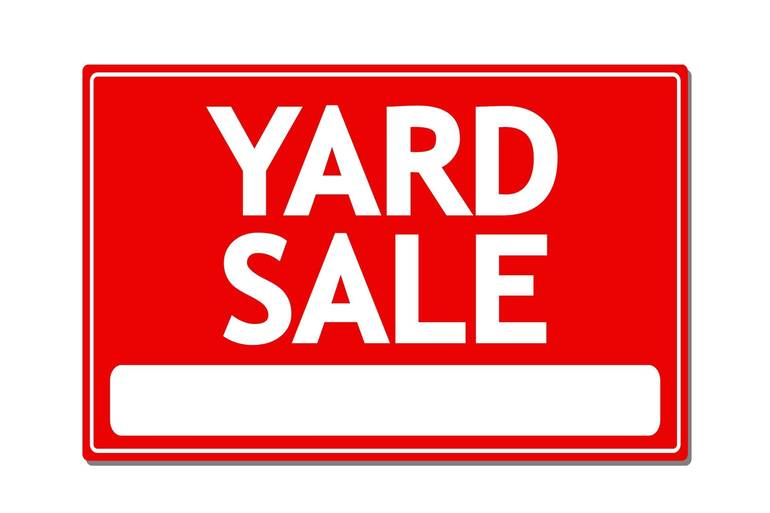 Hours Left to Sign Up for Madison's First Town-Wide Yard Sale, October 13