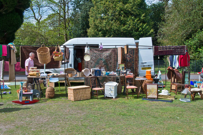 First Madison Town-Wide Yard Sale Set For October 13