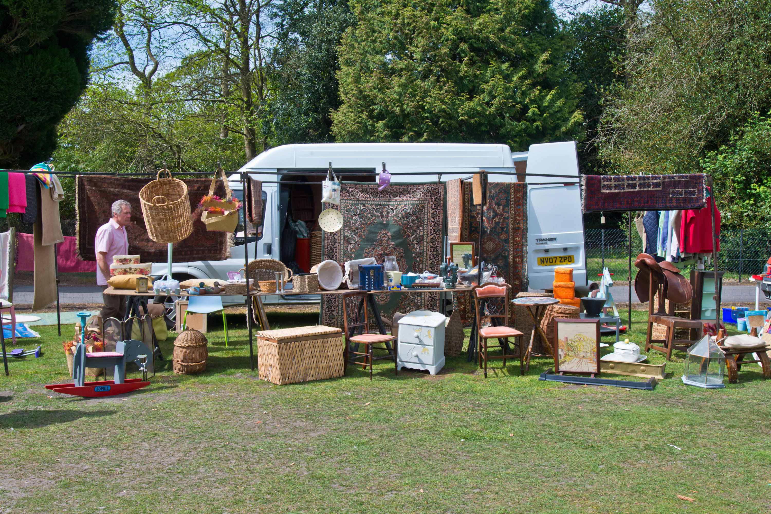 Sign up for the Hasbrouck Heights Town-wide Garage Sale