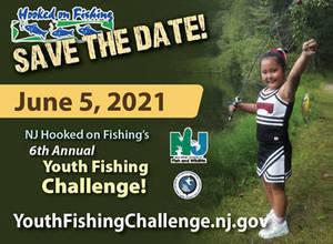 Reeling Kids Into Fishing — NJ Annual Youth Fishing Challenge June 5